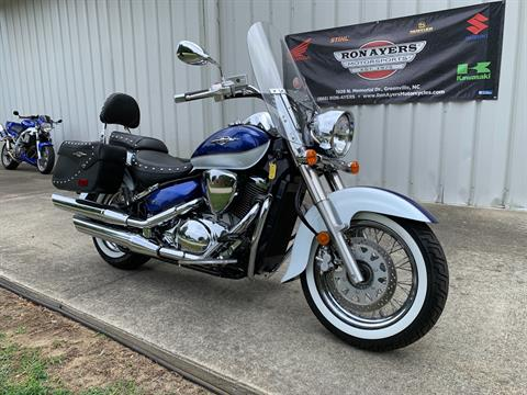 2012 Suzuki Boulevard C50T in Greenville, North Carolina - Photo 2
