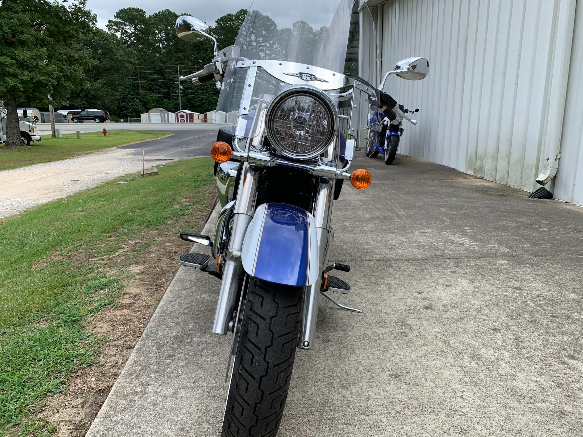 2012 Suzuki Boulevard C50T in Greenville, North Carolina - Photo 4