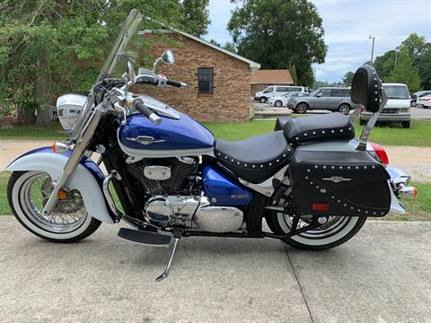 2012 Suzuki Boulevard C50T in Greenville, North Carolina - Photo 7