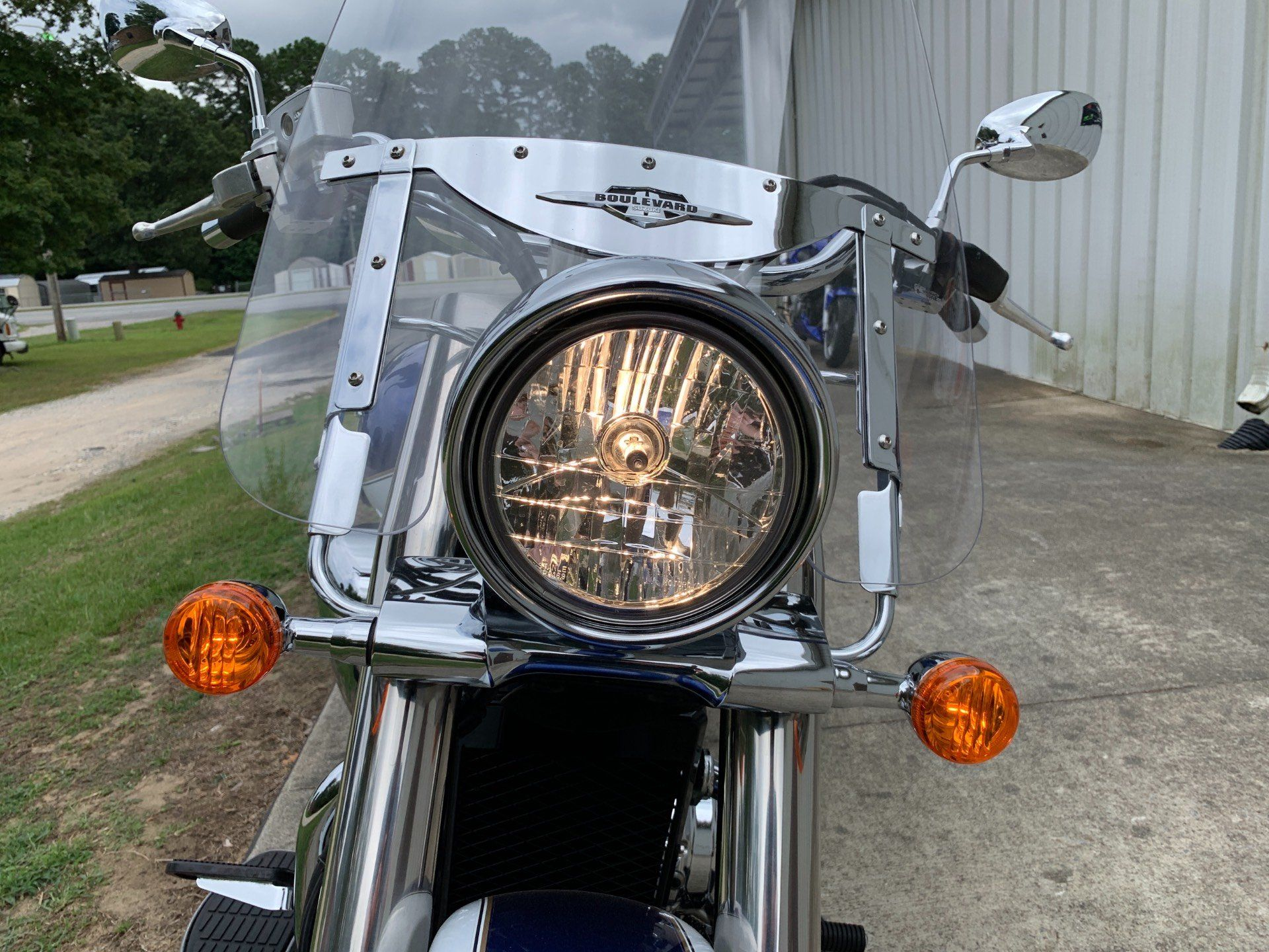 2012 Suzuki Boulevard C50T in Greenville, North Carolina - Photo 12