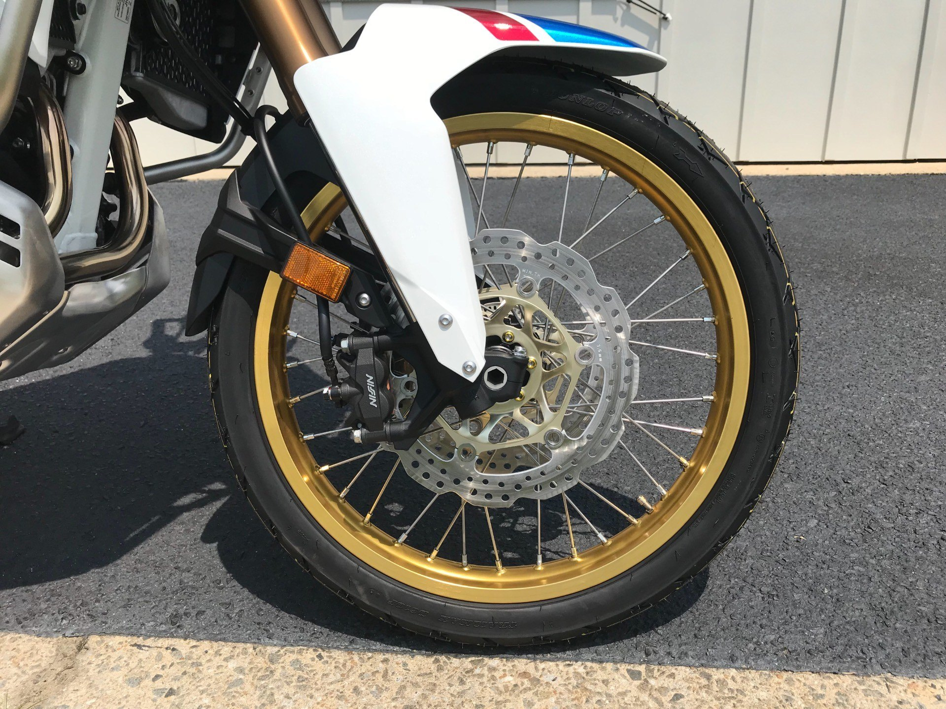 2018 Honda Africa Twin Adventure Sports DCT in Greenville, North Carolina - Photo 15