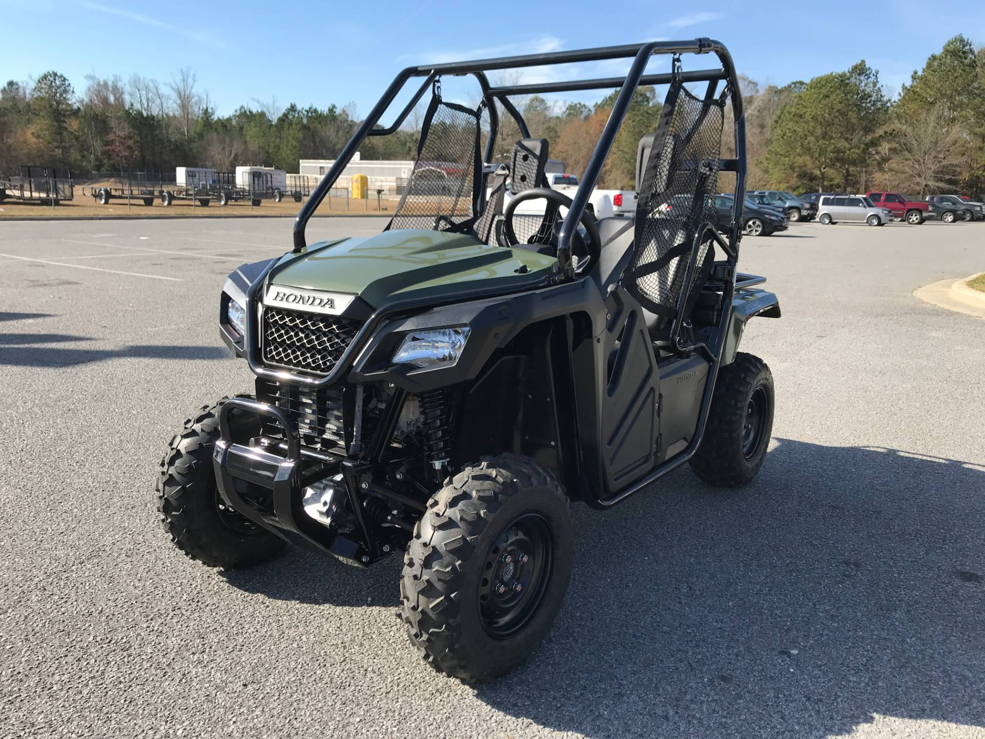 2018 Honda Pioneer 500 in Greenville, North Carolina