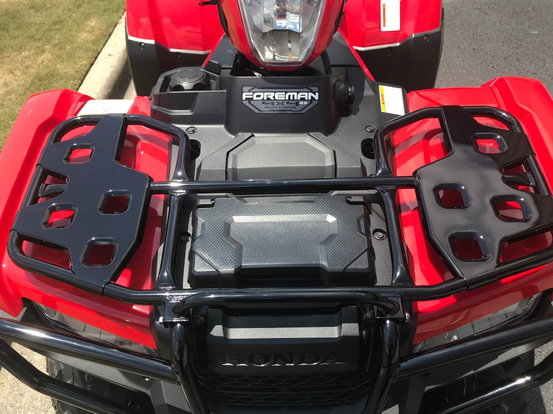 2021 Honda FourTrax Foreman 4x4 ES EPS in Greenville, North Carolina - Photo 10