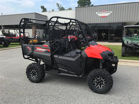 2018 Honda Pioneer 700-4 Deluxe in Greenville, North Carolina - Photo 2