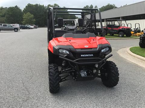 2018 Honda Pioneer 700-4 Deluxe in Greenville, North Carolina - Photo 4