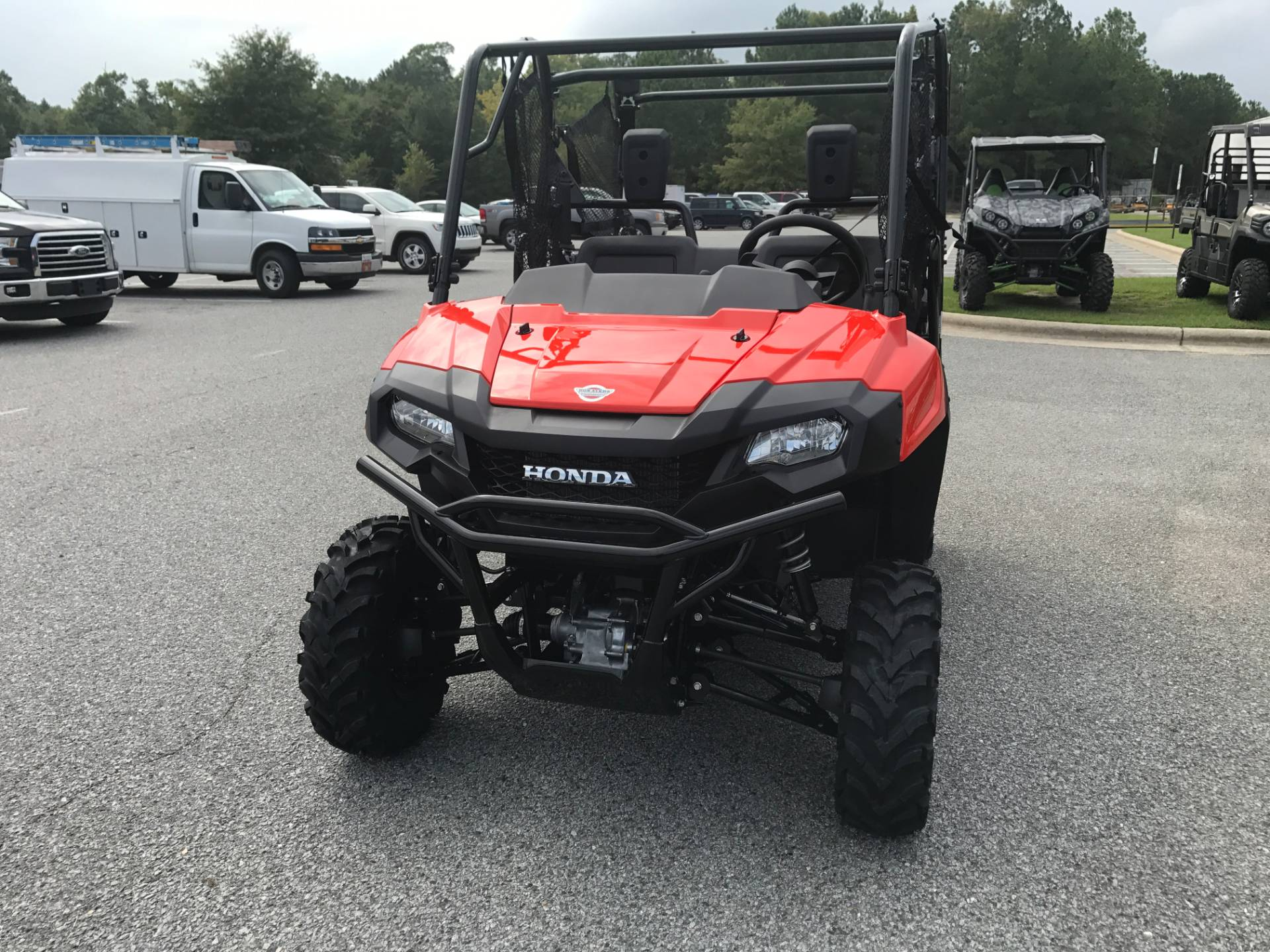 2018 Honda Pioneer 700-4 Deluxe in Greenville, North Carolina - Photo 5