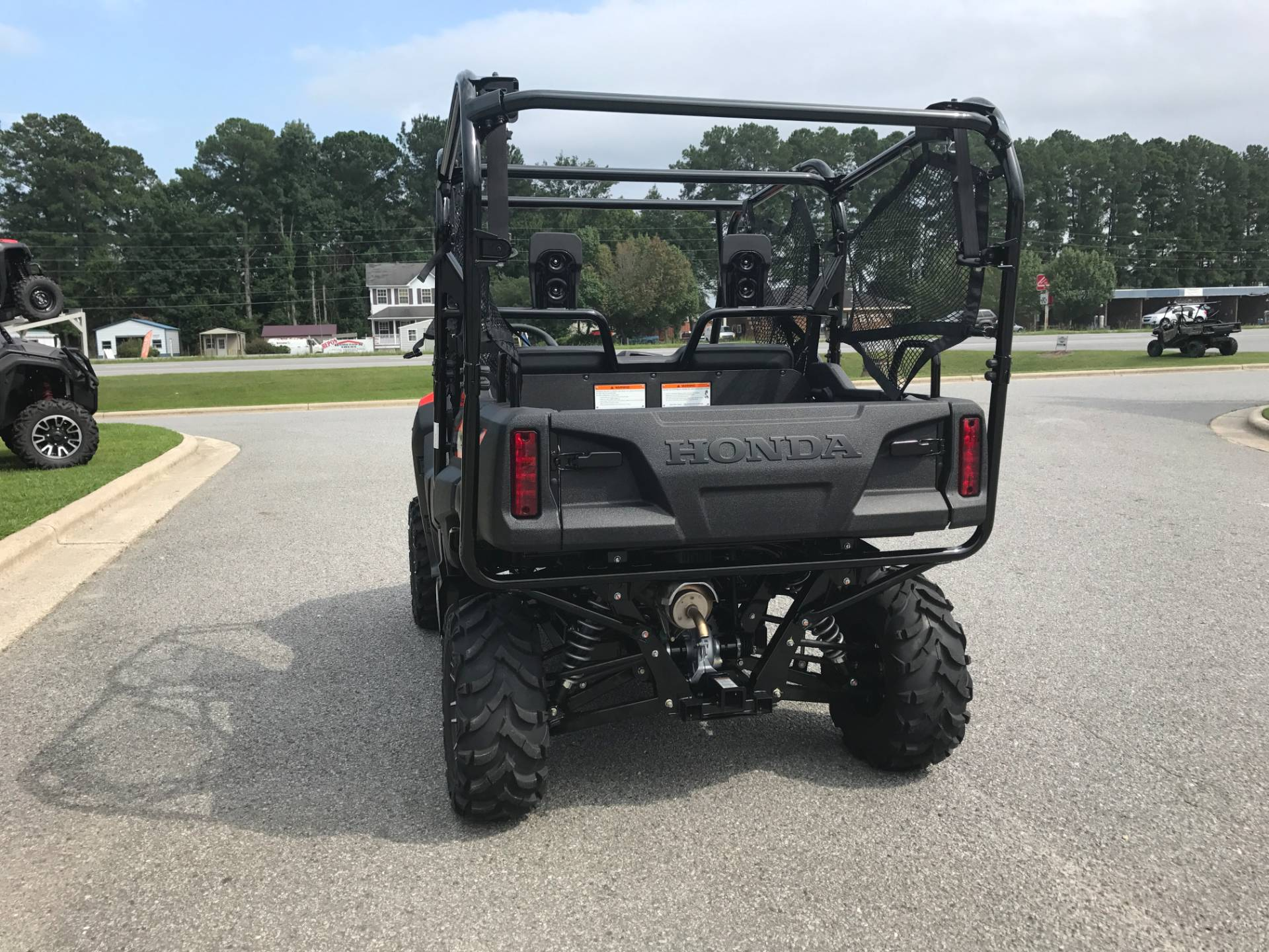 2018 Honda Pioneer 700-4 Deluxe in Greenville, North Carolina - Photo 10