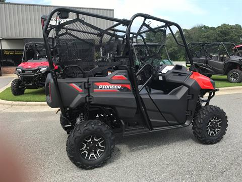 2018 Honda Pioneer 700-4 Deluxe in Greenville, North Carolina - Photo 13