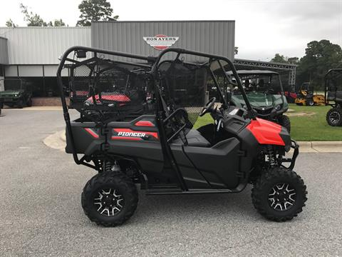 2018 Honda Pioneer 700-4 Deluxe in Greenville, North Carolina - Photo 1