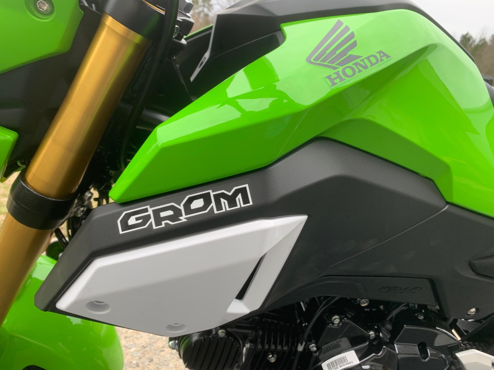 2020 Honda Grom in Greenville, North Carolina - Photo 14