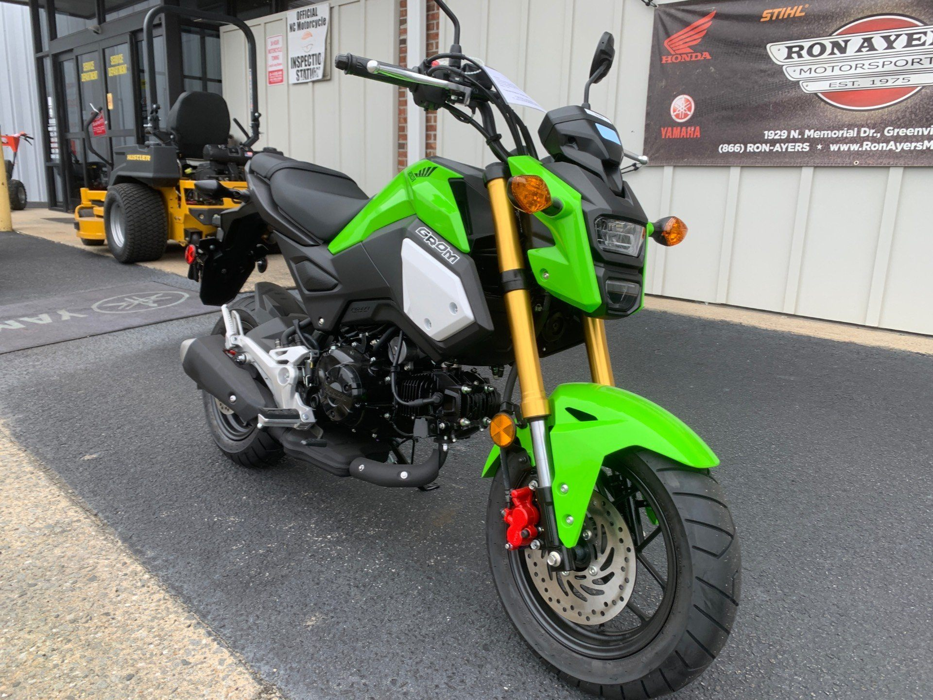 2020 Honda Grom in Greenville, North Carolina - Photo 3