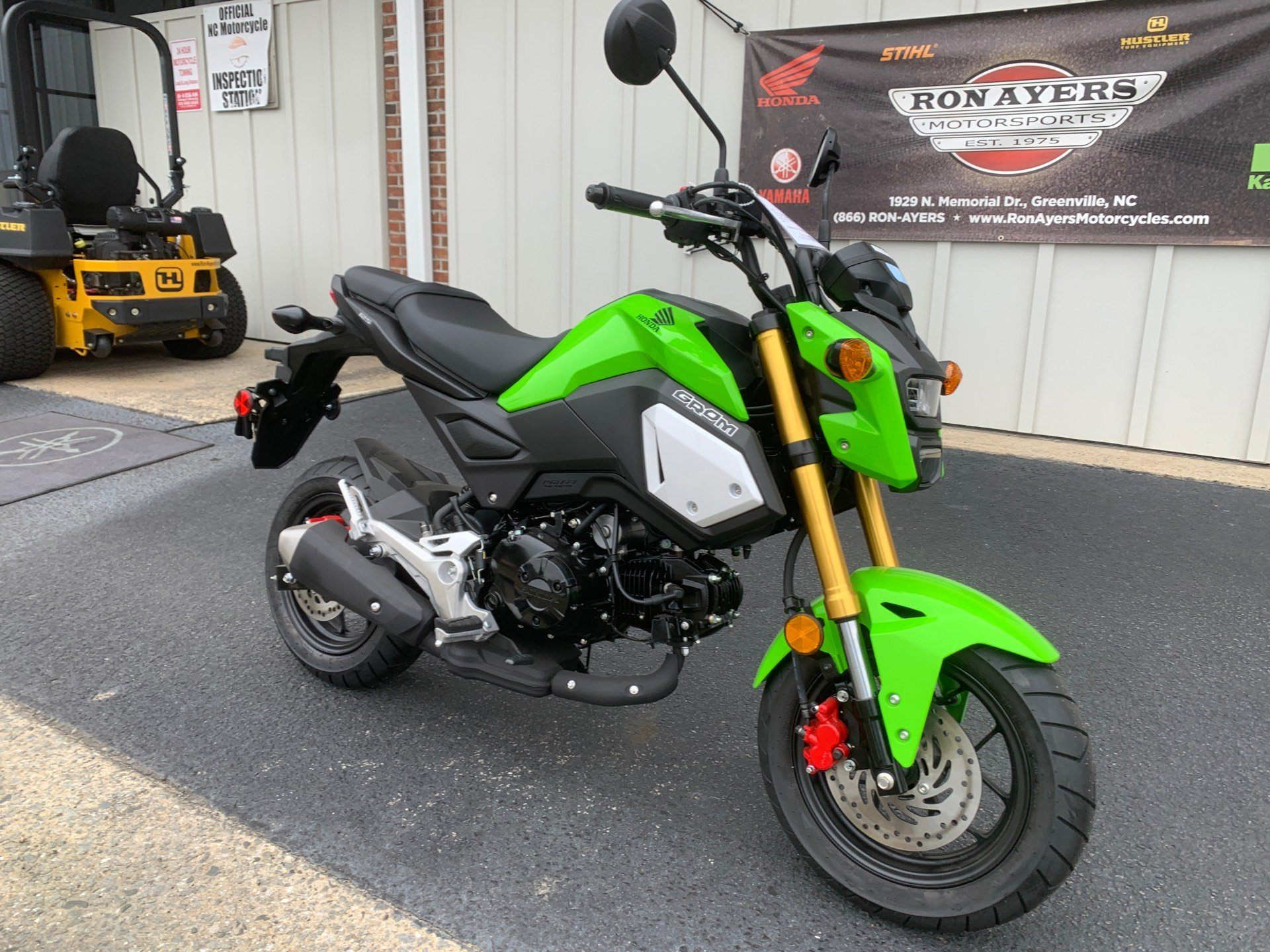 2020 Honda Grom in Greenville, North Carolina - Photo 2