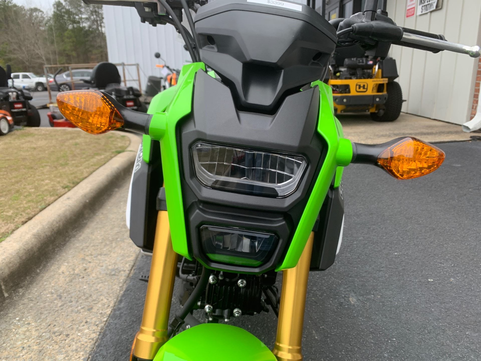 2020 Honda Grom in Greenville, North Carolina - Photo 9