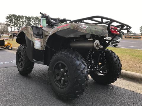 2019 Kawasaki Brute Force 750 4x4i EPS Camo in Greenville, North Carolina - Photo 8