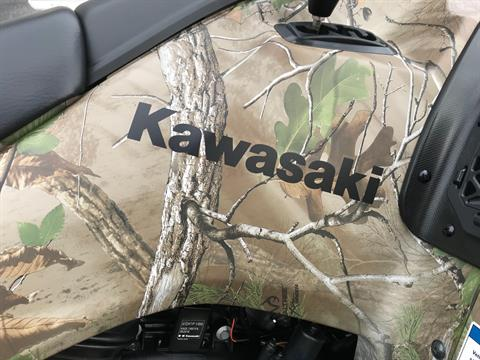 2019 Kawasaki Brute Force 750 4x4i EPS Camo in Greenville, North Carolina - Photo 14