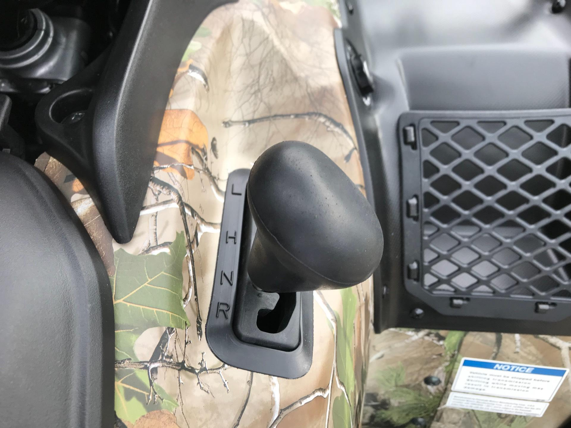 2019 Kawasaki Brute Force 750 4x4i EPS Camo in Greenville, North Carolina