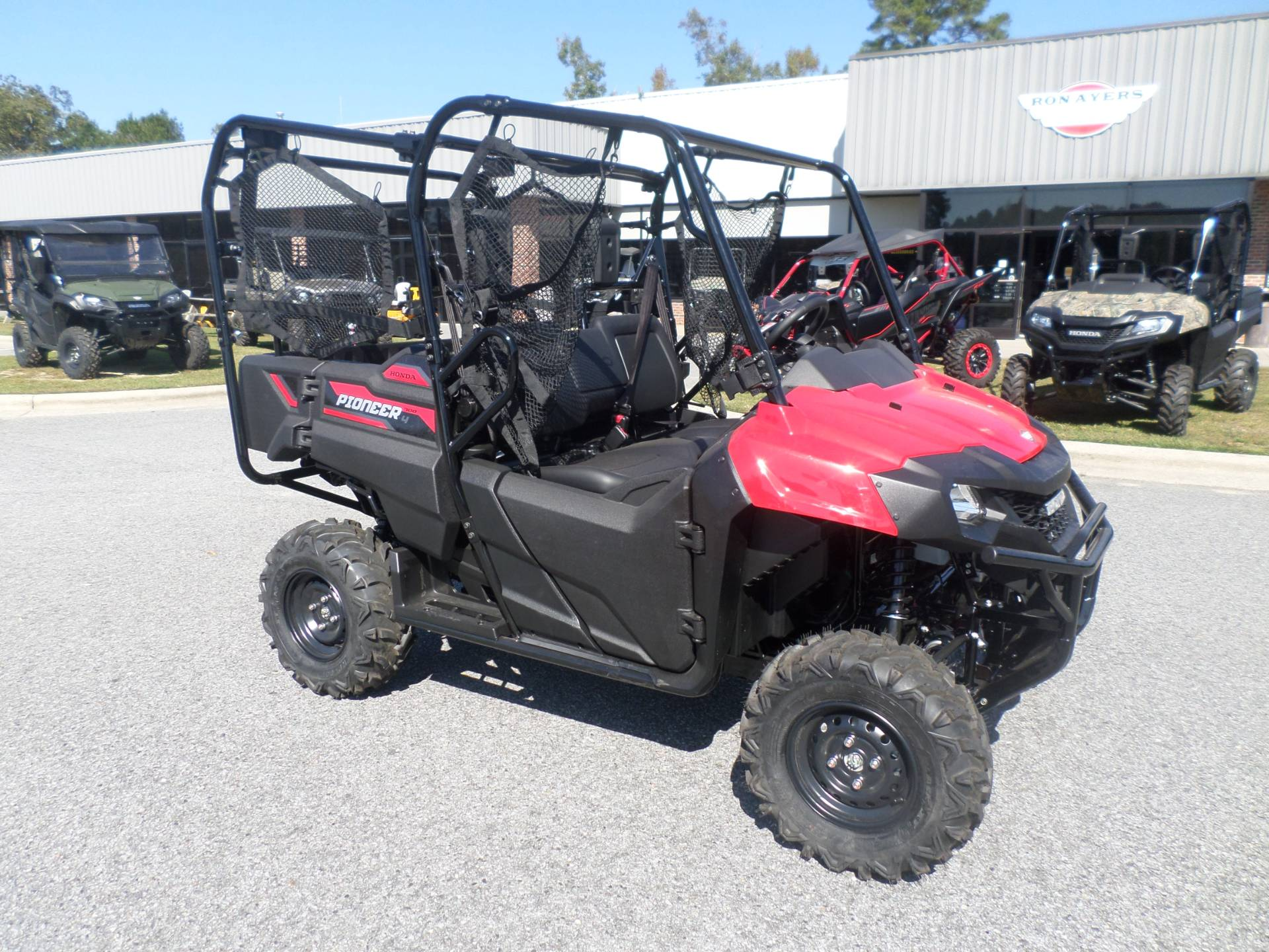 2017 Honda Pioneer 700-4 in Greenville, North Carolina