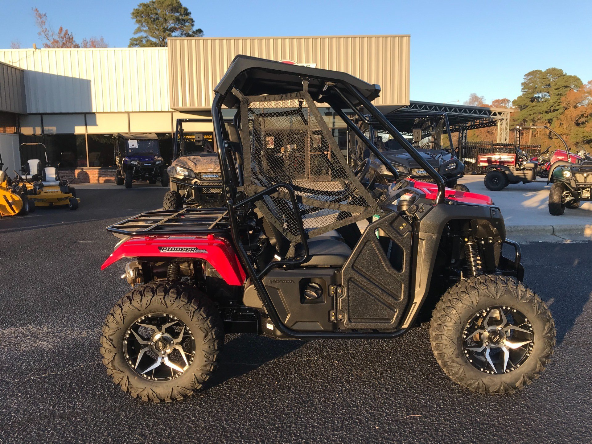 2018 Honda Pioneer 500 in Greenville, North Carolina - Photo 1