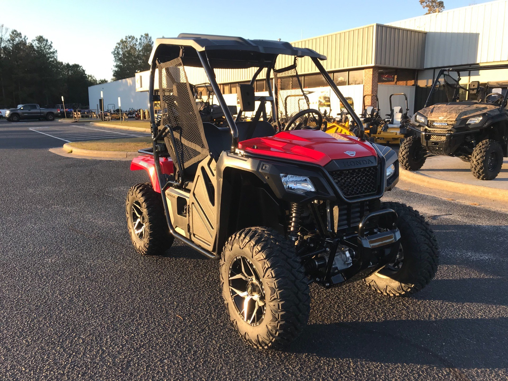 2018 Honda Pioneer 500 in Greenville, North Carolina - Photo 3