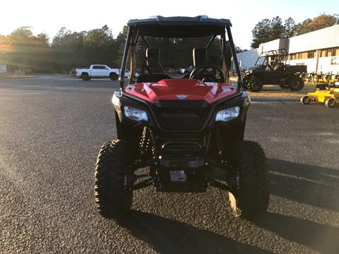 2018 Honda Pioneer 500 in Greenville, North Carolina - Photo 4