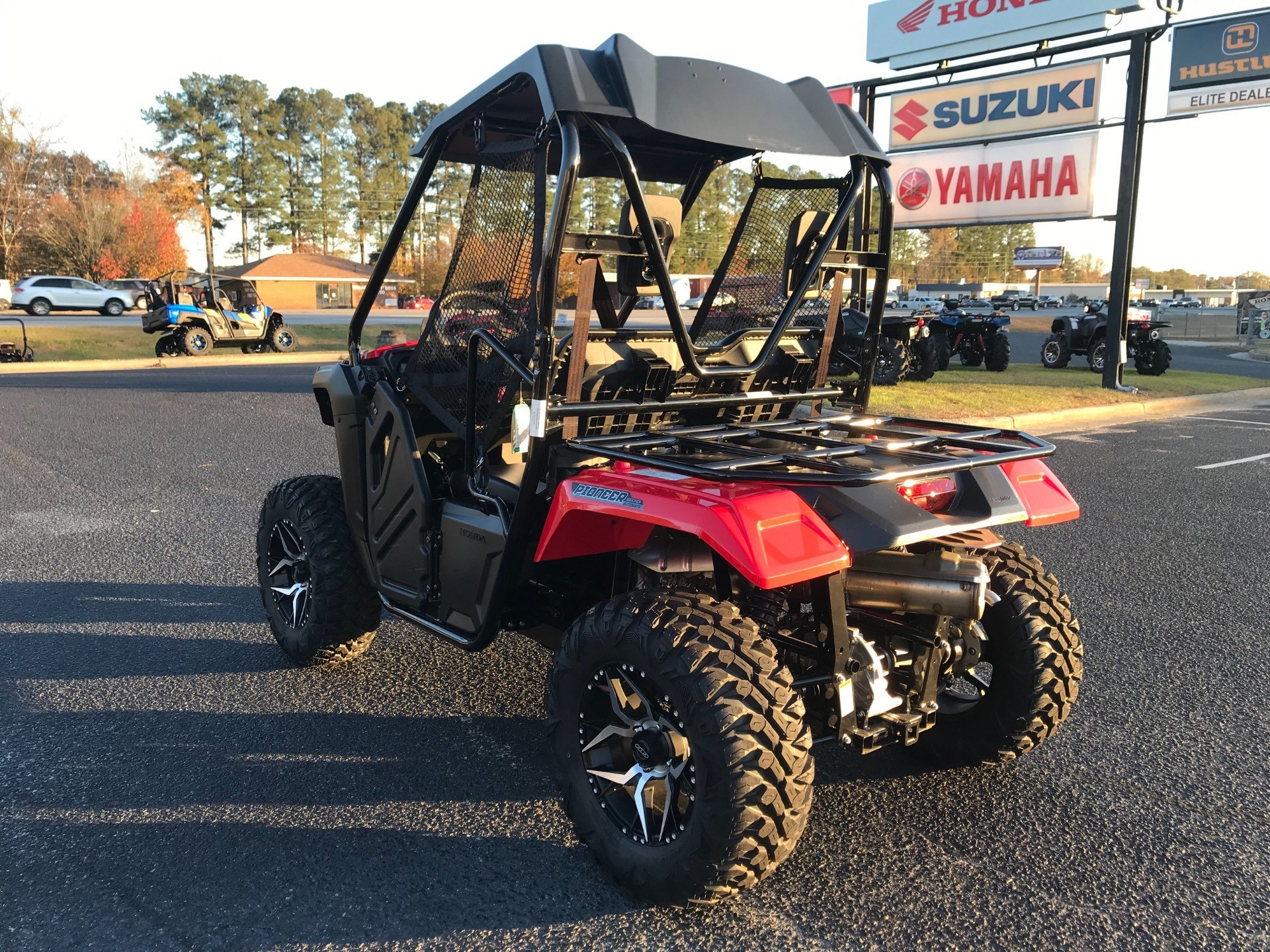 2018 Honda Pioneer 500 in Greenville, North Carolina - Photo 8