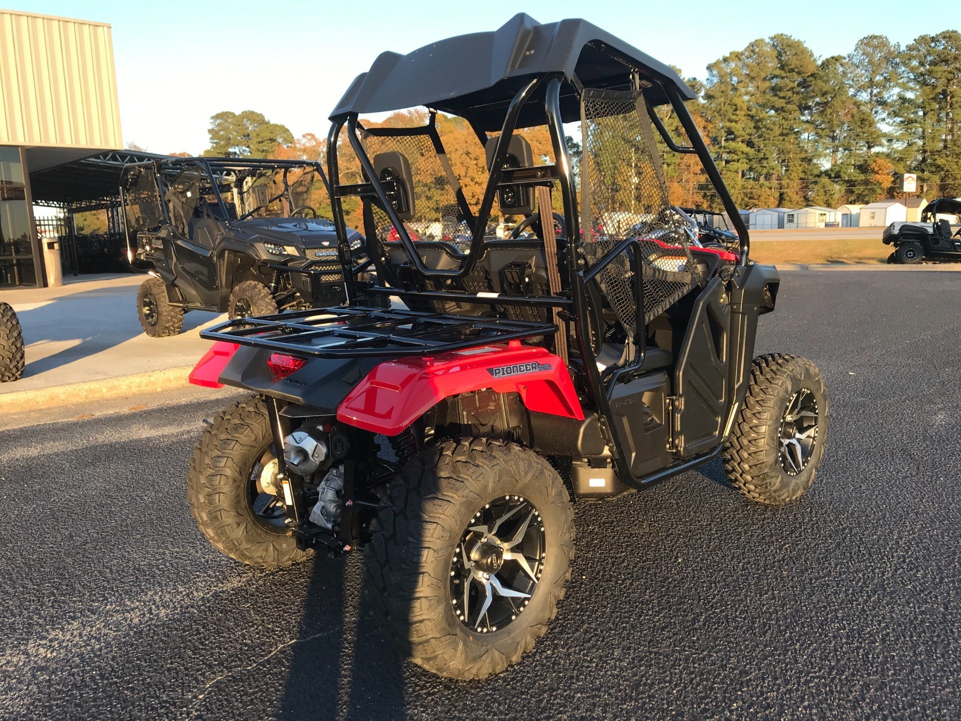 2018 Honda Pioneer 500 in Greenville, North Carolina - Photo 10