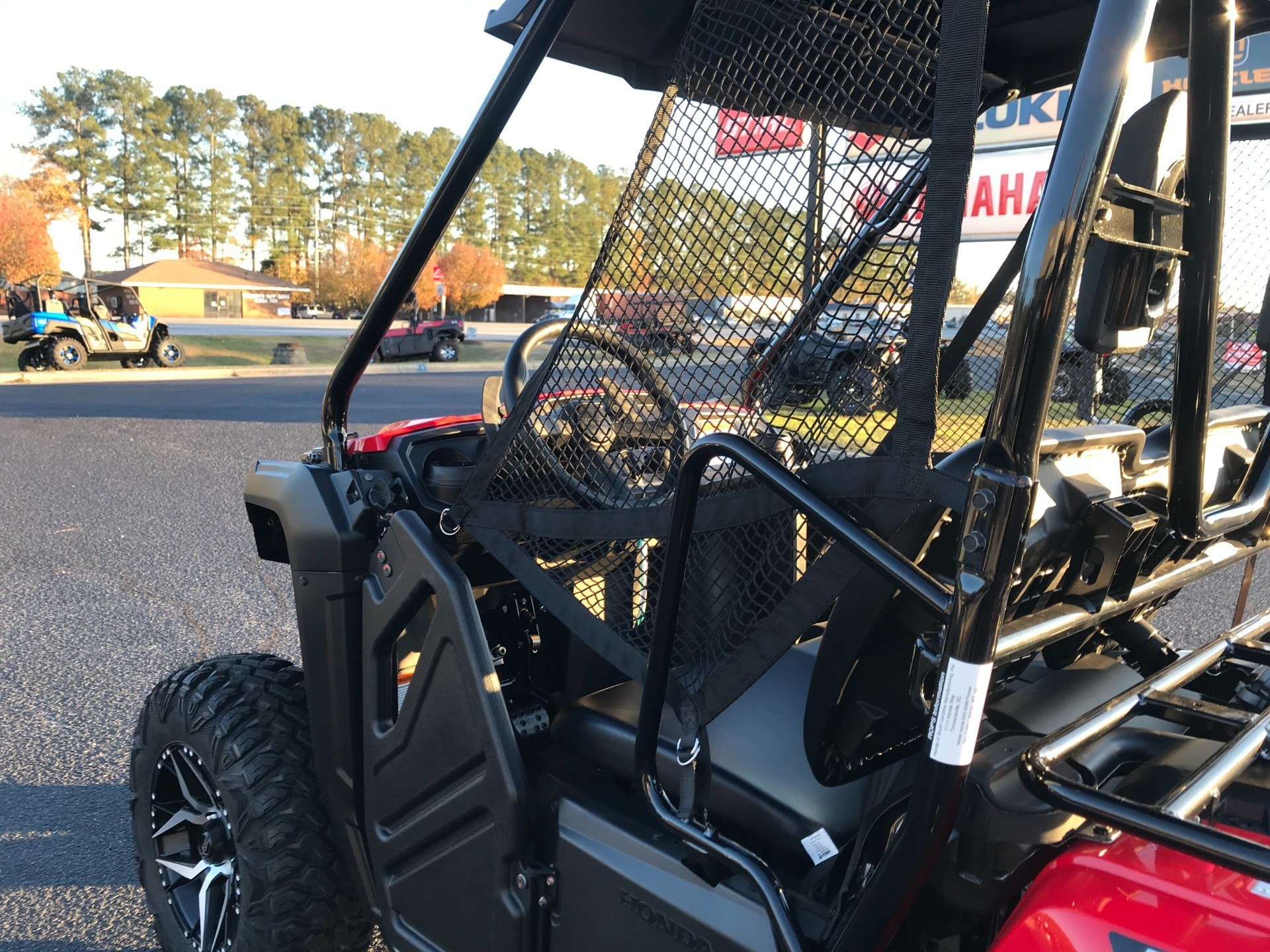 2018 Honda Pioneer 500 in Greenville, North Carolina - Photo 17