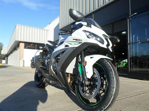 2017 Kawasaki Ninja ZX-10R in Greenville, North Carolina