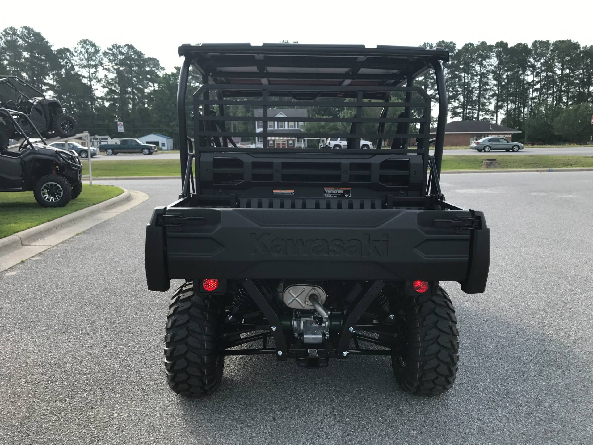 2018 Kawasaki Mule PRO-FXT EPS LE in Greenville, North Carolina