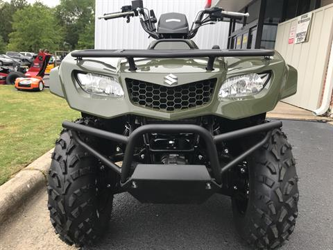 2020 Suzuki KingQuad 400ASi in Greenville, North Carolina - Photo 3
