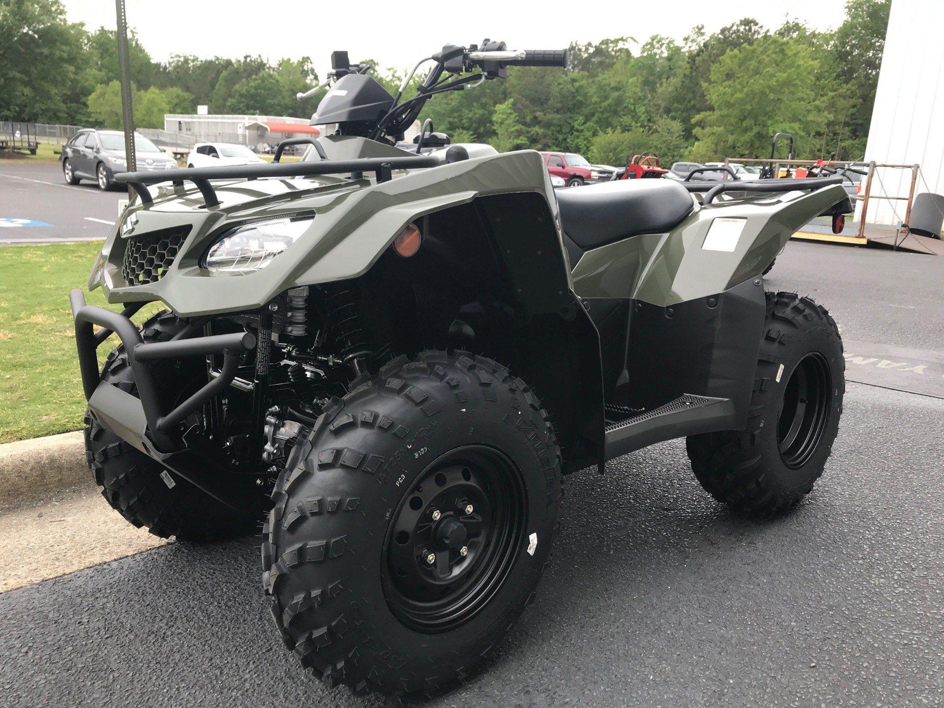 2020 Suzuki KingQuad 400ASi in Greenville, North Carolina - Photo 4