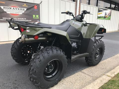 2020 Suzuki KingQuad 400ASi in Greenville, North Carolina - Photo 8