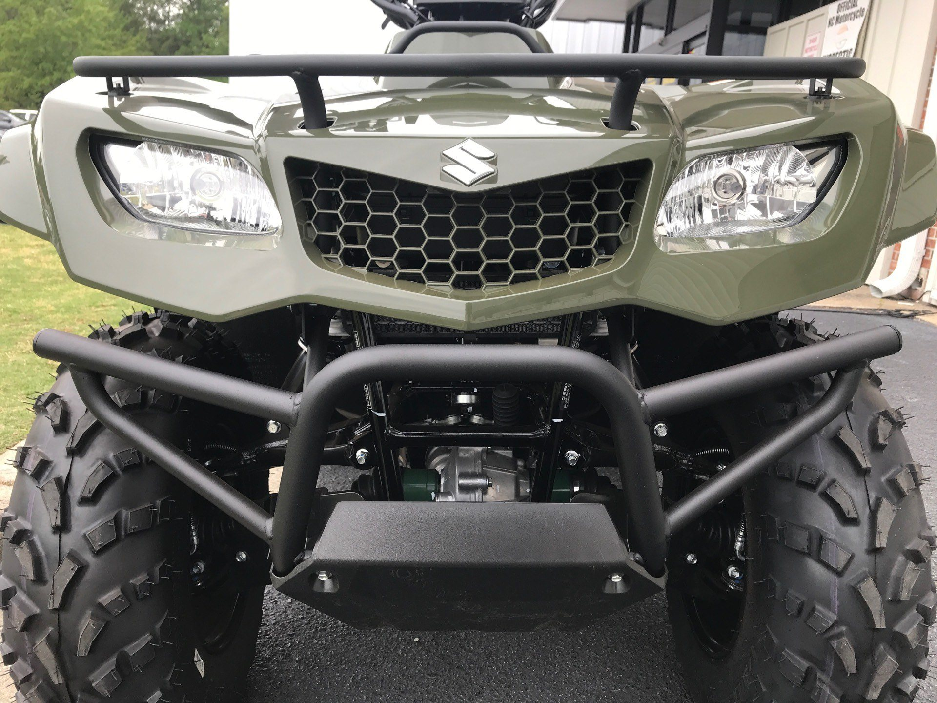 2020 Suzuki KingQuad 400ASi in Greenville, North Carolina - Photo 9