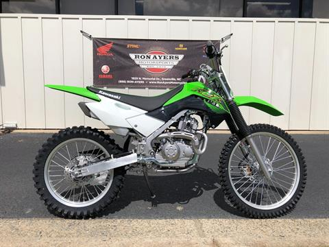 2020 Kawasaki KLX 140G in Greenville, North Carolina - Photo 1