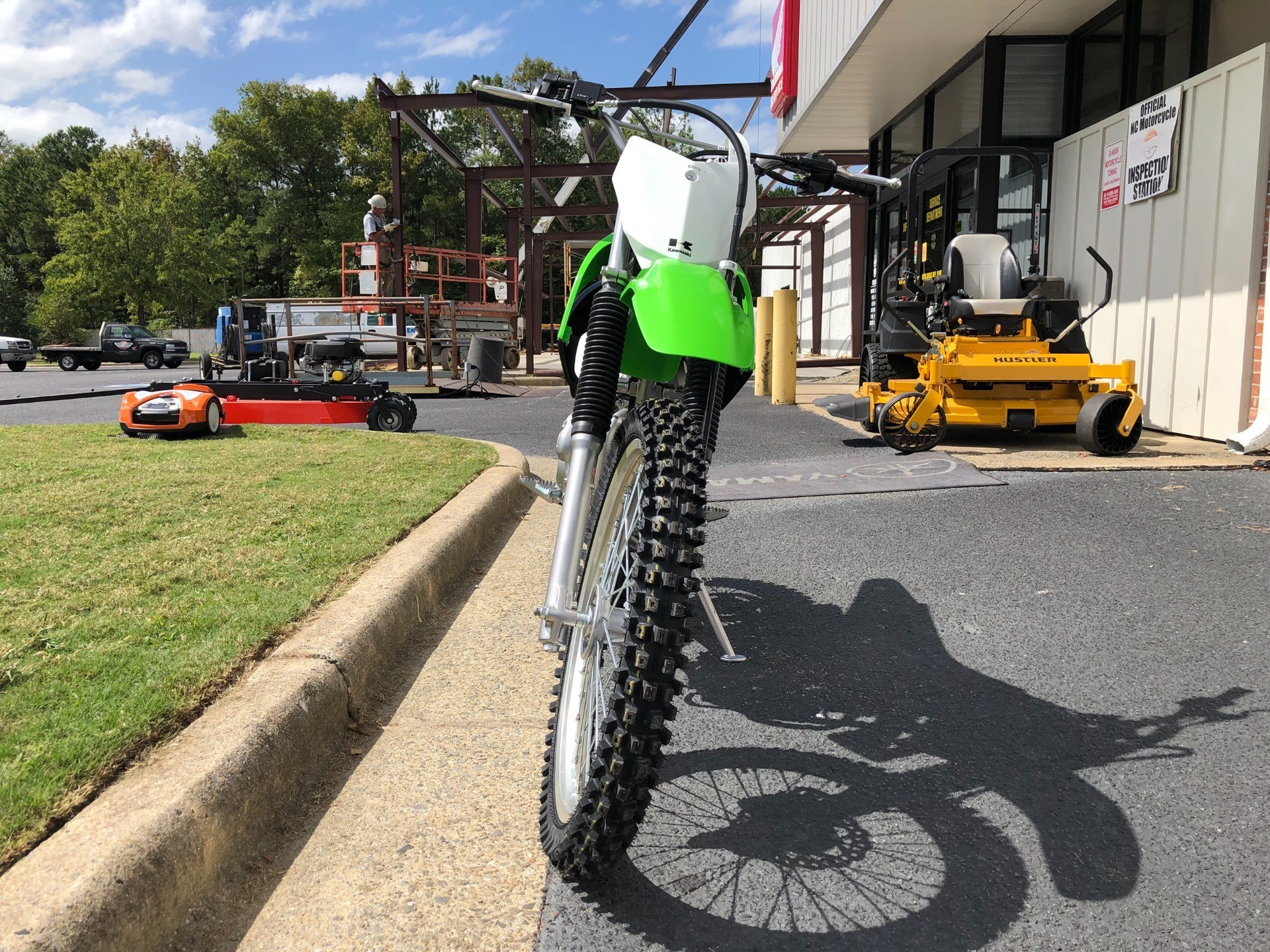 2020 Kawasaki KLX 140G in Greenville, North Carolina - Photo 4
