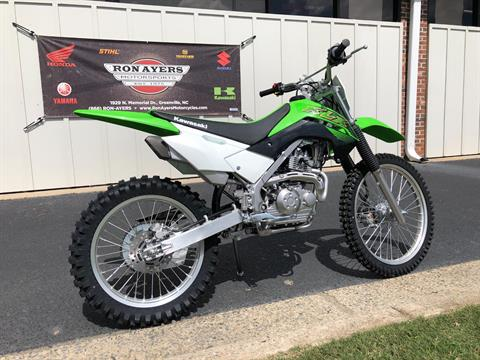 2020 Kawasaki KLX 140G in Greenville, North Carolina - Photo 12