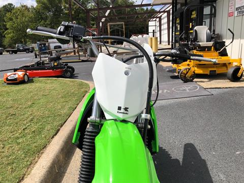 2020 Kawasaki KLX 140G in Greenville, North Carolina - Photo 13