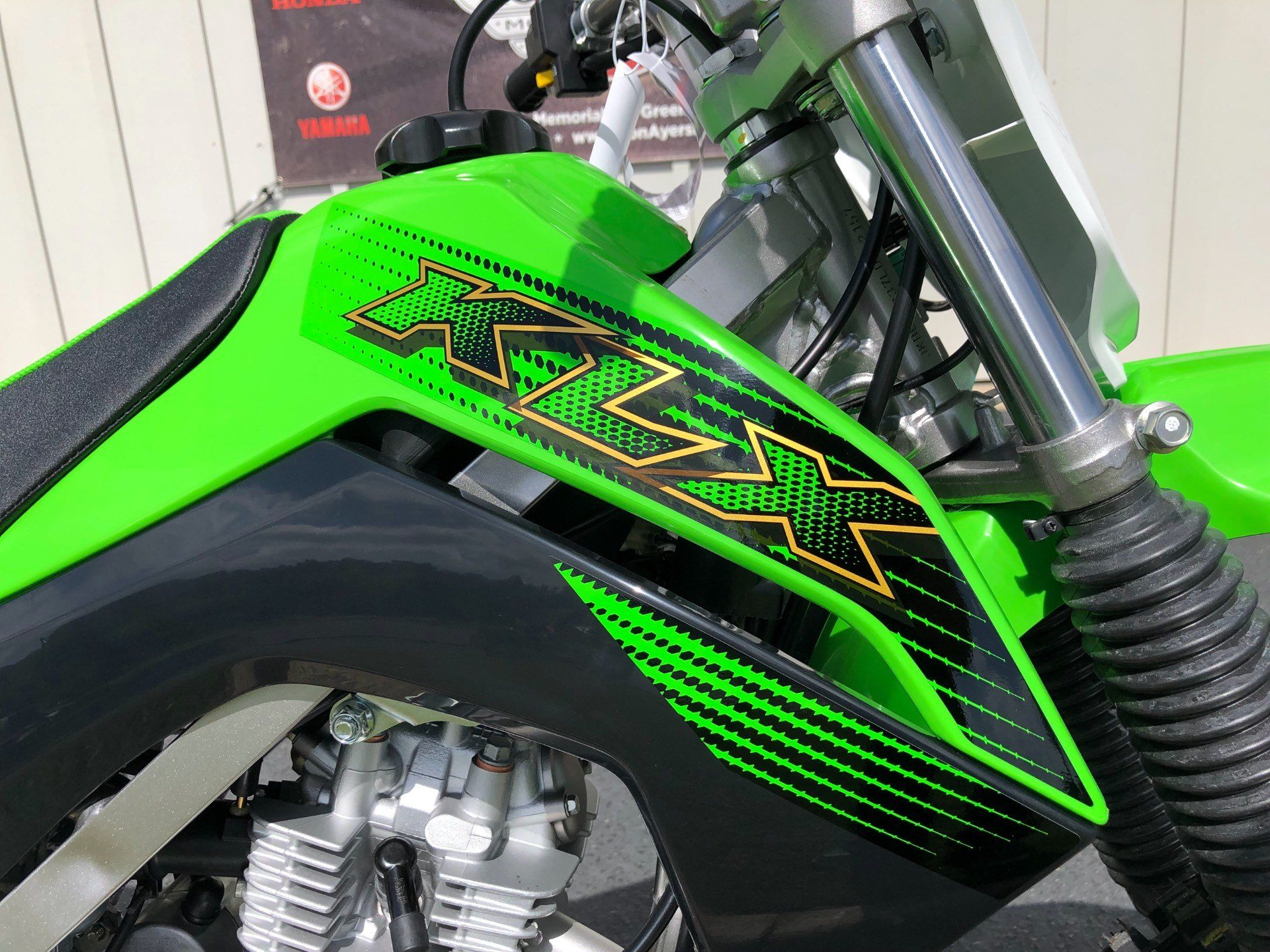 2020 Kawasaki KLX 140G in Greenville, North Carolina - Photo 15