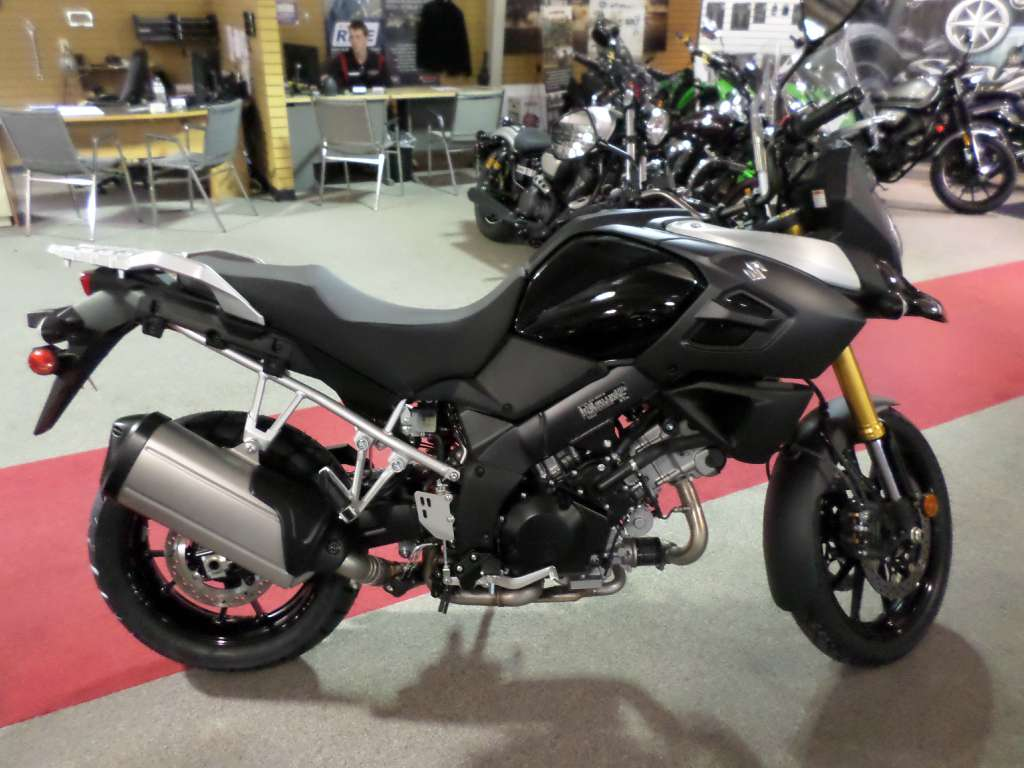 2015 Suzuki V-Strom 1000 ABS in Greenville, North Carolina