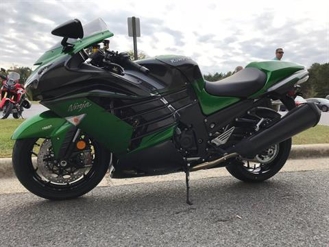 2018 Kawasaki Ninja ZX-14R ABS SE in Greenville, North Carolina - Photo 6