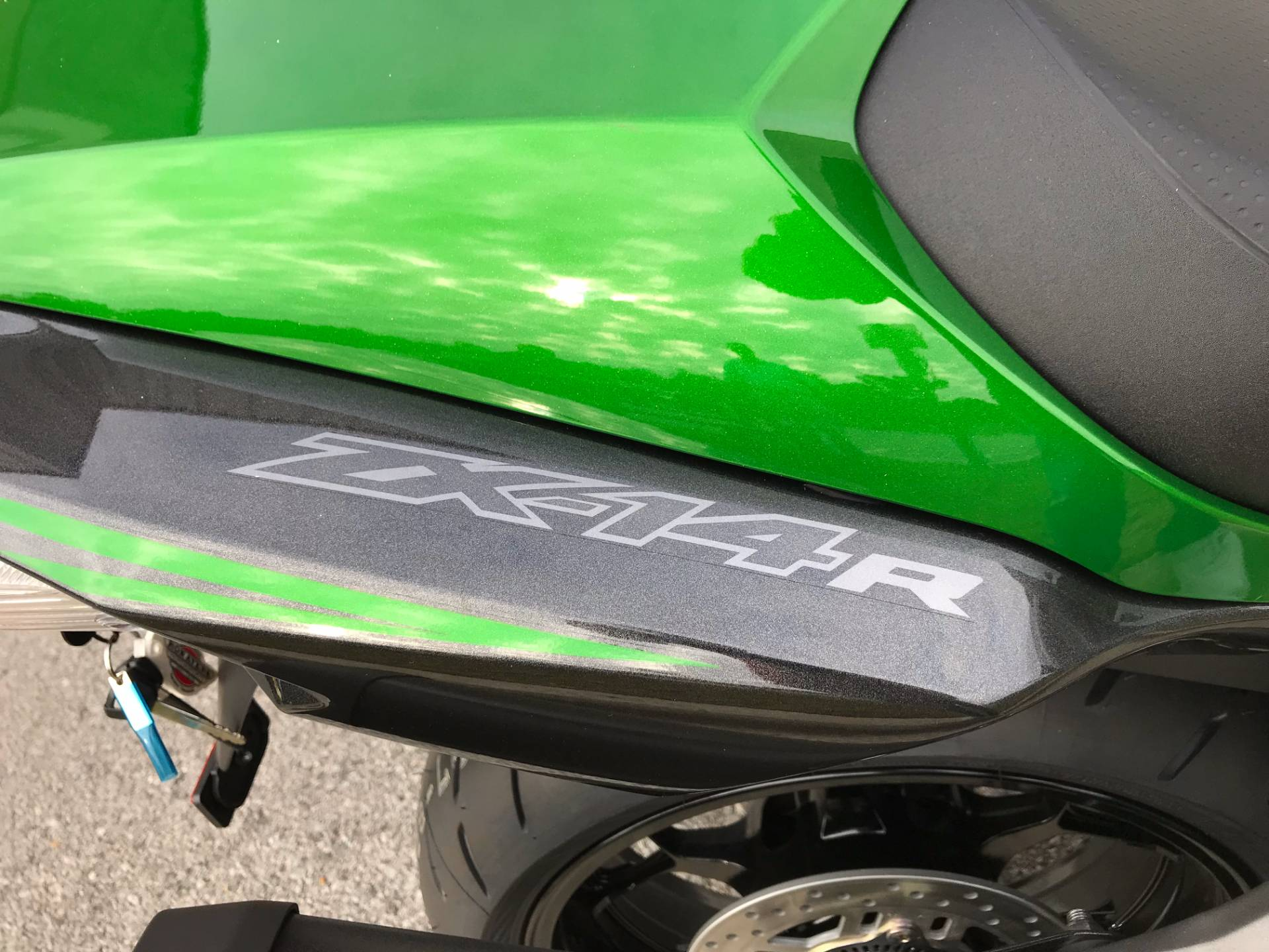 2018 Kawasaki Ninja ZX-14R ABS SE in Greenville, North Carolina - Photo 16