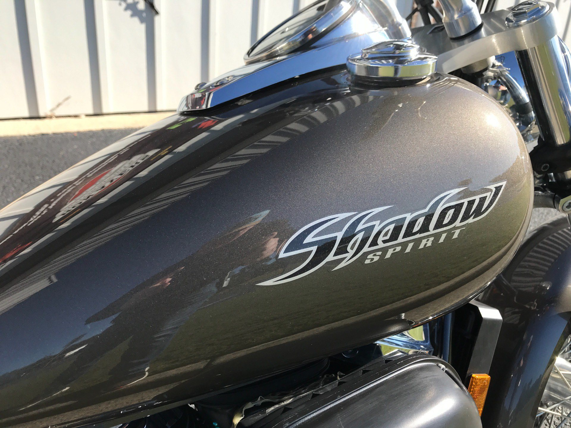 2007 Honda Shadow Spirit™ 750 DC in Greenville, North Carolina - Photo 13