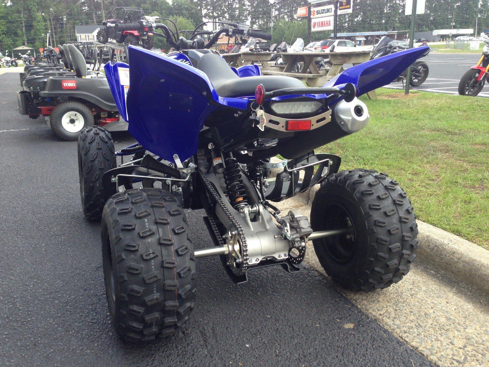 2019 Yamaha Raptor 700R 9