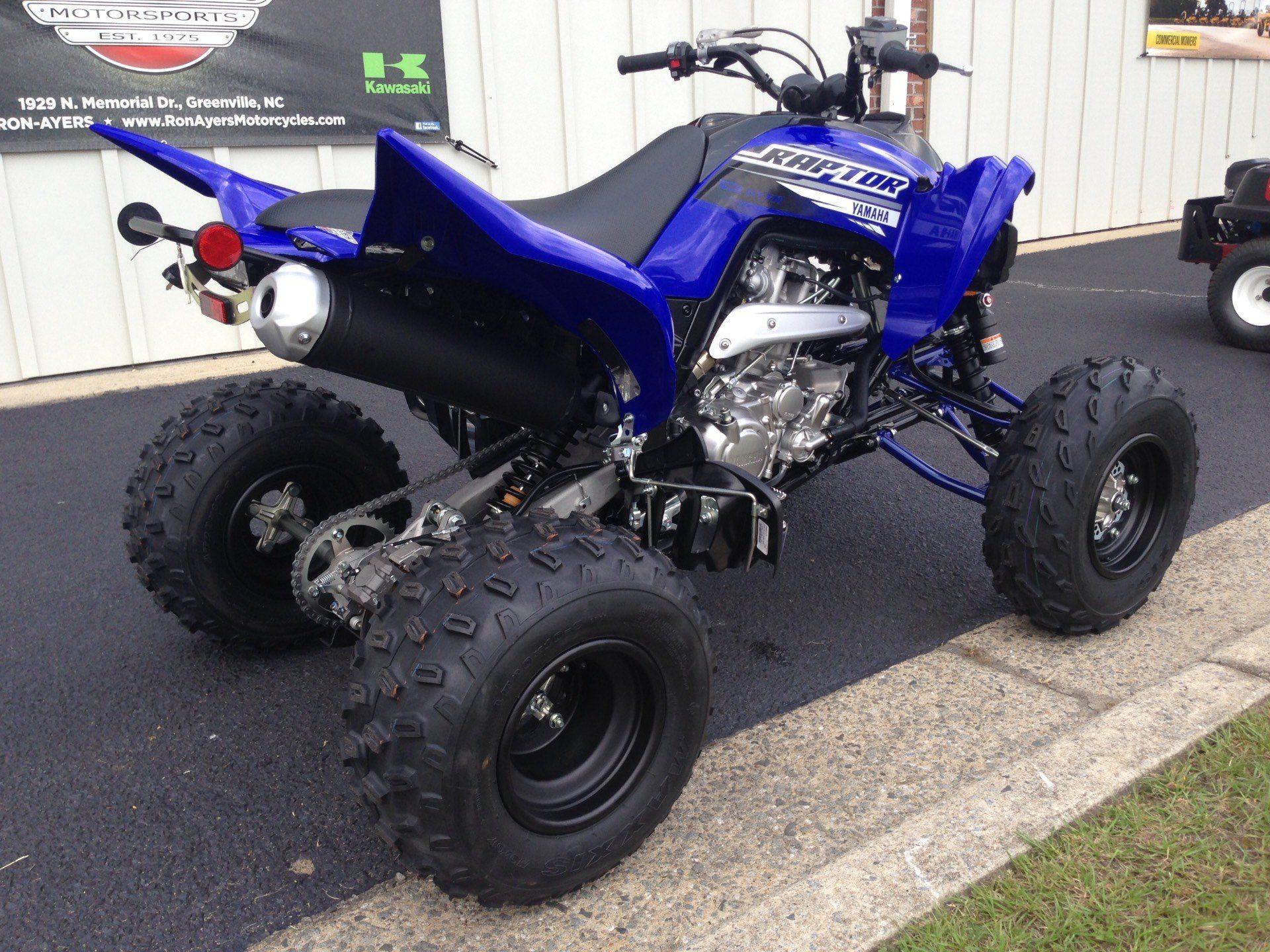 2019 Yamaha Raptor 700R 11