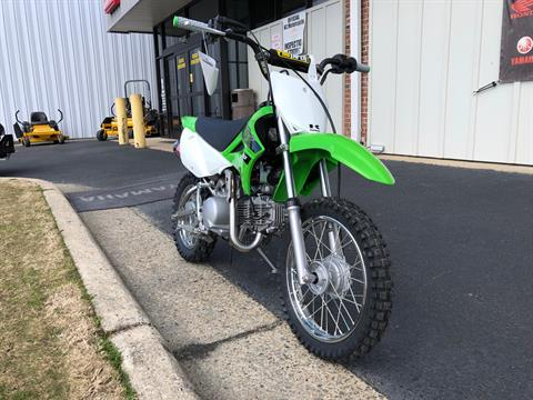 2020 Kawasaki KLX 110 in Greenville, North Carolina - Photo 3