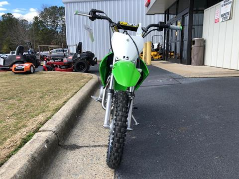2020 Kawasaki KLX 110 in Greenville, North Carolina - Photo 4
