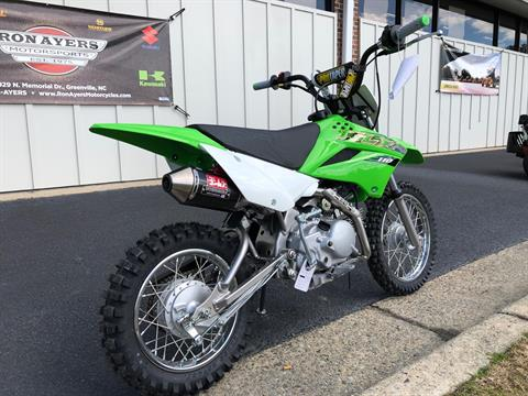 2020 Kawasaki KLX 110 in Greenville, North Carolina - Photo 11