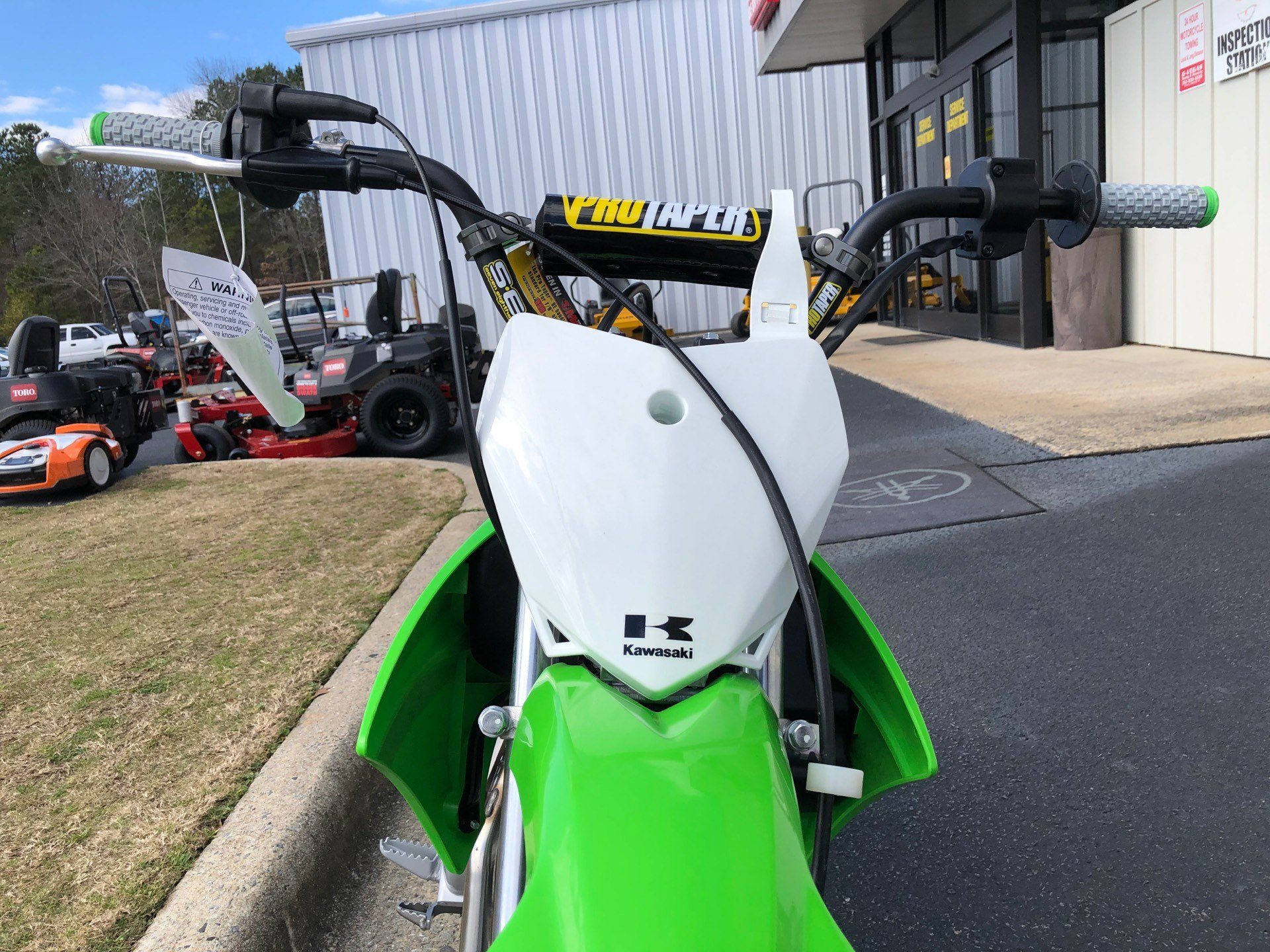2020 Kawasaki KLX 110 in Greenville, North Carolina - Photo 14