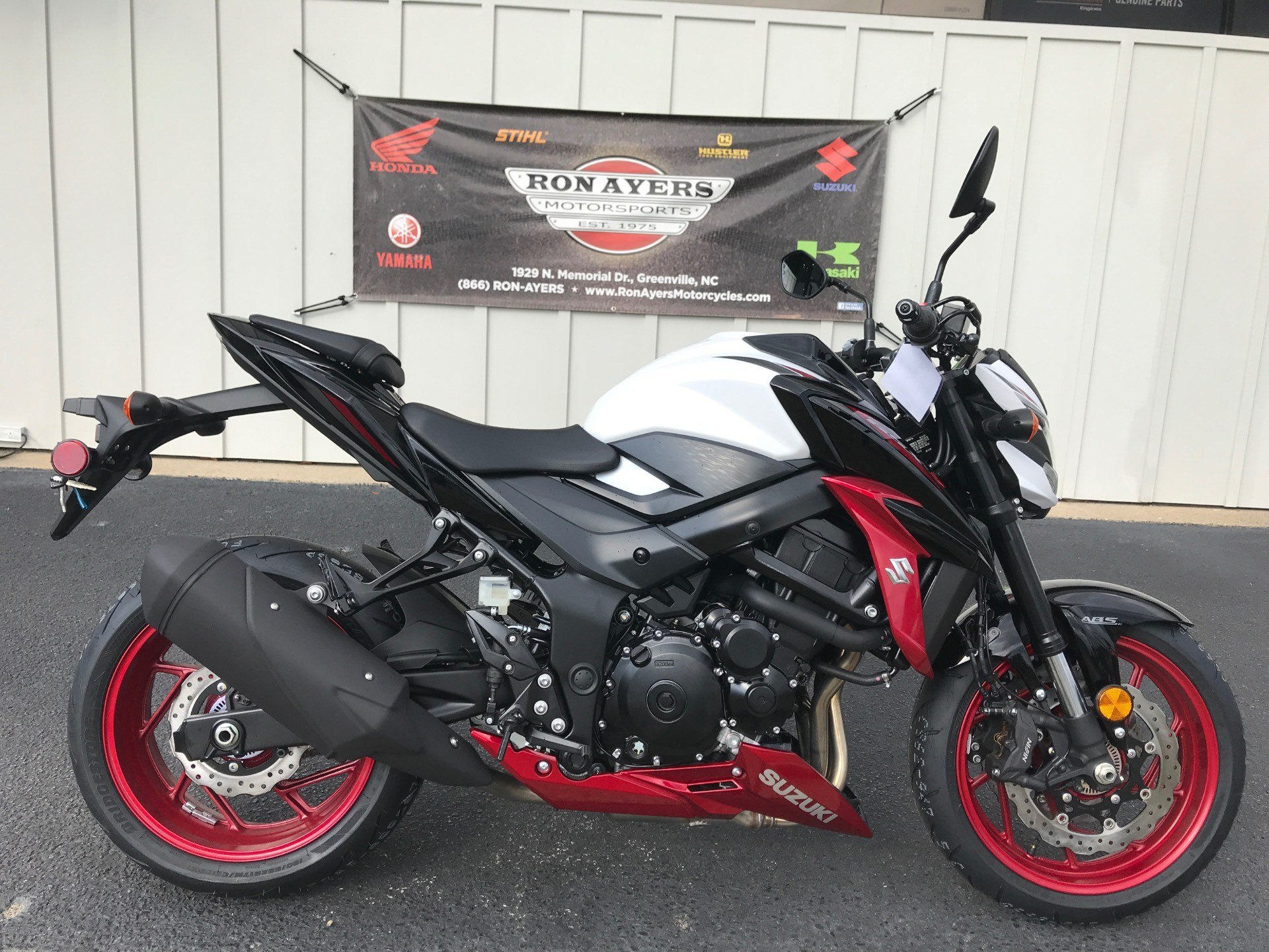 2020 Suzuki GSX-S750Z ABS in Greenville, North Carolina - Photo 1