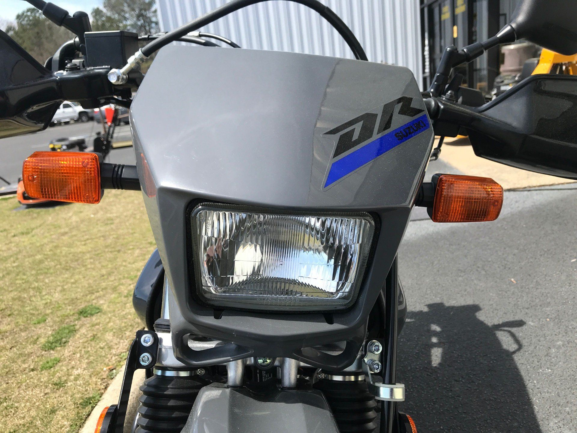 2020 Suzuki DR650S in Greenville, North Carolina - Photo 11